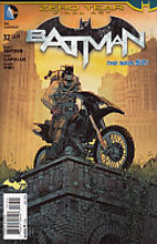 Batman # 32d (limited edition variant)