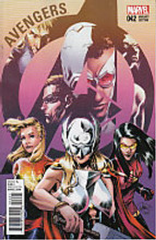 Avengers # 42b limited variant