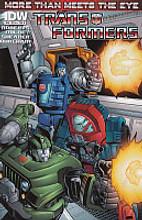 Transformers: More than meets the eye # 18b