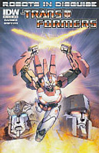Transformers: Robots In Disguise # 15a