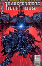 Transformers: Nefarious #1b