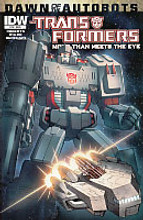 Transformers: More than meets the eye # 28
