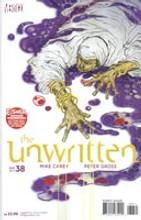 The Unwritten # 38