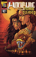 This Witchblade / Tomb Raider # 1/2 was available onlt through a special offer in Wizard The Comics Magazine # 90. Each copy is part of a limited edition which was distributed in a special protective holder with a copy of its certificate.