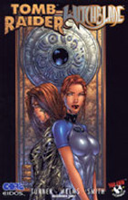 Witchblade / Tombraider # 1b