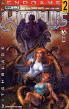 Witchblade # 60