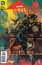 Detective Comics # 36d limited variant