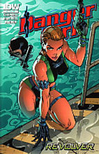 Danger Girl: Revolver # 2 limited RI variant