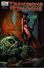 Dungeons and Dragons # 14 limited RI variant