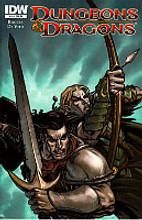 Dungeons and Dragons # 15 limited RI variant
