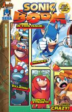 Sonic: Boom # 2