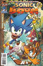 Sonic: Boom # 4