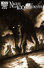 Night of 1000 Wolves # 3 (of 3) limited RI variant