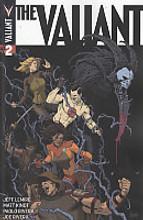 The Valiant # 2