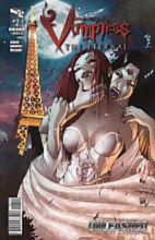 Vampires: The Eternal # 1b