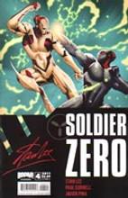 Soldier Zero # 4a