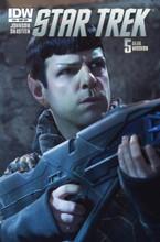 Star Trek Vol 2 # 48b limited 'PHOTO' variant
