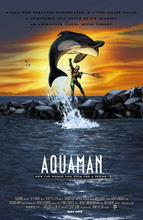 Aquaman # 40b limited 'MOVIE POSTER' variant