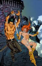 Conan Red Sonia # 4