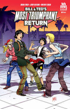 Bill & Ted: Most Triumphant Return #4 (of 6)