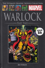 Marvel GN Coll Vol 86 - Warlock Part Two