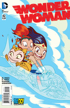 Wonder Woman #42 Limited 'TEEN TITANS GO' Variant