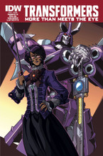 Transformers: More Than Meets The Eye # 43