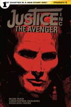 Justice Inc: The Avenger #5