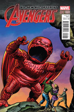 All New All Different Avengers #1b Limited 'MONSTER' Variant
