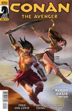 Conan: The Avenger #19