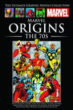 Marvel GN Coll Vol 110: Marvel Origins - The 70's