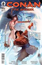 Conan: The Avenger #24
