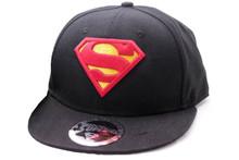 Classic Superman Logo Cap