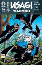 Usagi Yojimbo #154