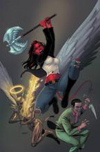 Mercy Sparx #12
