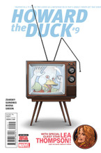 Howard The Duck #9