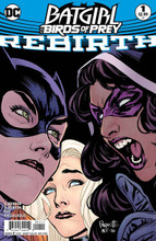 Batgirl & Birds of Prey: Rebirth