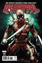 Deadpool #26 Limited Variant