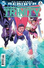 Trinity #6 (2016- )(Rebirth)
