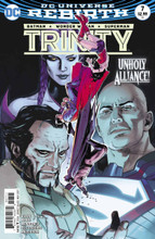 Trinity #7 (2016- )(Rebirth)