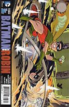 Batman & Robin # 37b Limited 'Darwyn Cooke' Variant