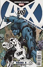 Avengers Vs X-Men # 8d (of 12) limited 'X-MEN' variant