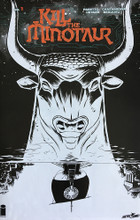 Kill the Minotaur #1 Limited Ashcan Edition