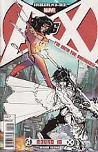 Avengers Vs X-Men # 10c (of 12) limited 'AVENGERS' variant