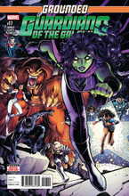 Guardians of the Galaxy #17 (2016 - )