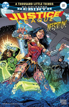 Justice League #22 (2016- )(Rebirth)