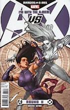 Avengers Vs X-men # 11d ' X-Men' Team Variant