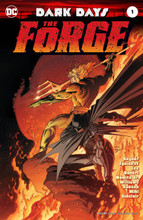 Dark Days: The Forge #01 (2017) Limited 'KUBERT' Variant