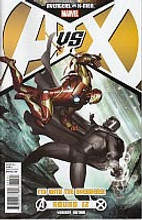 Avengers Vs X-Men # 12c 'AVENGERS' Team Variant