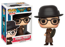 FUNKO POP! Wonder Woman Movie - Diana Prince Exclusive